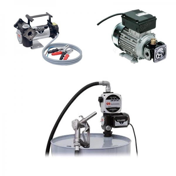 Electric Pumps For Oil and Diesel